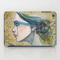 poetry iPad Cases featuring poetry by Melissa Wright