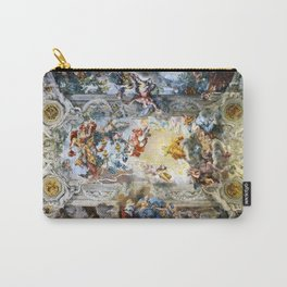 Allegory of Divine Providence and Barberini Power by Pietro Cortona (1639) Carry-All Pouch