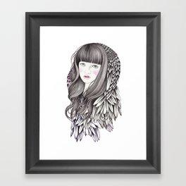 Nightbird Framed Art Print