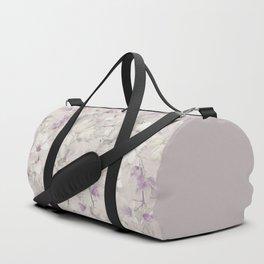 VIOLET MAGNOLIAS Duffle Bag