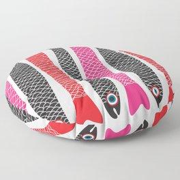 ANCHOVIES Floor Pillow