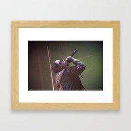 Ty Dolla $ign Live Framed Art Print