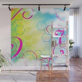Summer Fashion Wall Mural