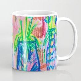 Flowers at Dawn Coffee Mug