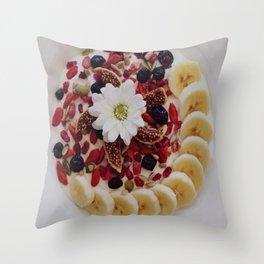 friuts design Throw Pillow