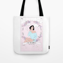Scorpio - The Passionate Tote Bag