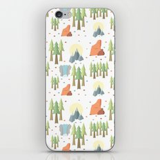 Outdoors iPhone & iPod Skin