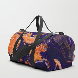 Abstract paint Art Duffle Bag