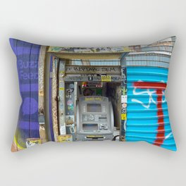 Money Moves Rectangular Pillow