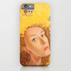 Yellow Selfportrait  iPhone 6 Slim Case