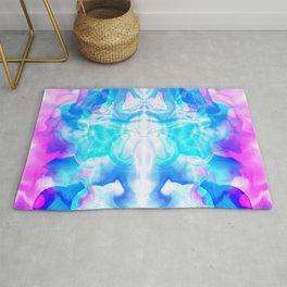 Divine Feminine abstract Rug