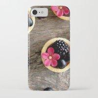 dessert iPhone & iPod Cases featuring DESSERT IV by Ylenia Pizzetti