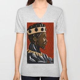 Long Live the King Unisex V-Neck