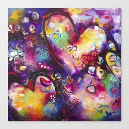 Ready for your Love Canvas Print