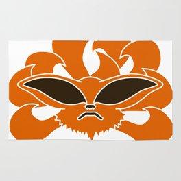 Kyuubi - Naruto Inspired Design Rug