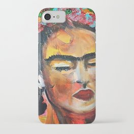 "Frida Kahlo ""Emotions"" iPhone Case"