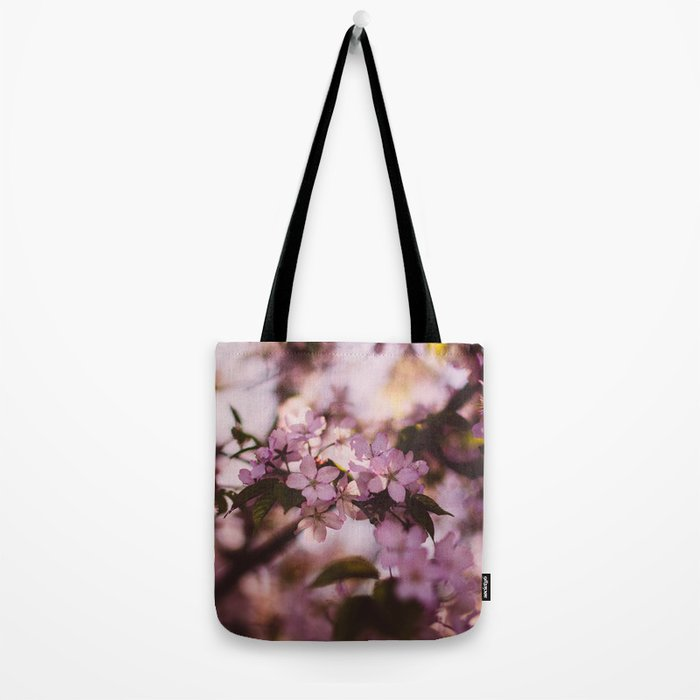 Beauty of Spring III Tote Bag