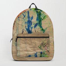 Kamuflasje Backpack
