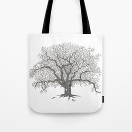 Tree 1 Tote Bag