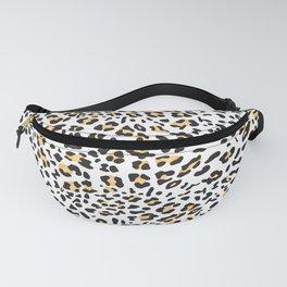 Leopard Texture 6 Fanny Pack