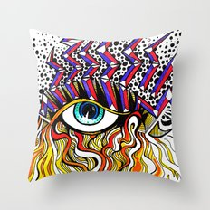 TITANEYE Throw Pillow
