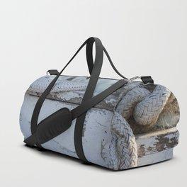 Rope Swag Duffle Bag
