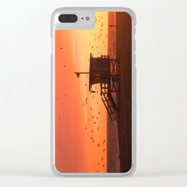Zuma Tower Clear iPhone Case