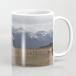 Prairies and mountains Coffee Mug