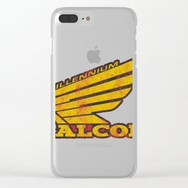 Fast Eno Clear iPhone Case