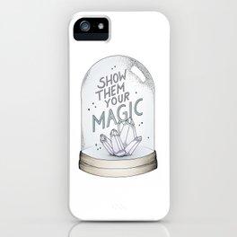 Show them your magic iPhone Case