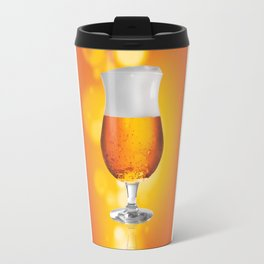 Belgian Beer 3 Travel Mug