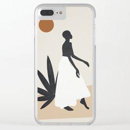 Dance Clear iPhone Case