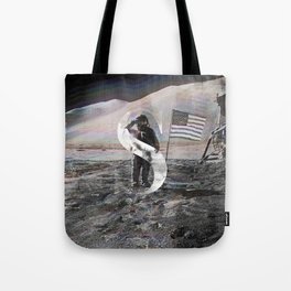 S is for Space. Tote Bag