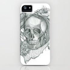 w i l d f l o w e r s iPhone (5, 5s) Slim Case