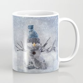 Cute snowman frozen freeze Coffee Mug