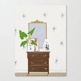 Star quality Canvas Print