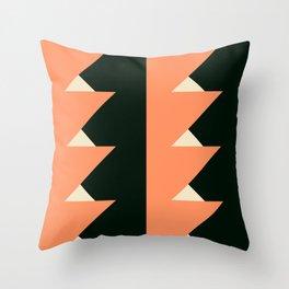 Scissor Effect Throw Pillow