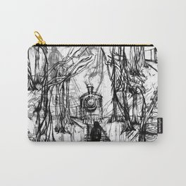 Old Railroad Carry-All Pouch