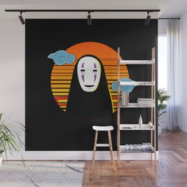 No Face a Lonely Spirit Wall Mural