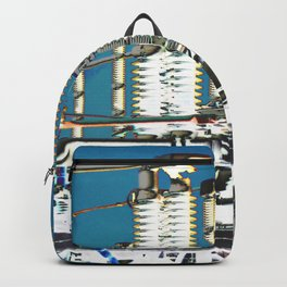 """""""Electric City"""" Backpack"""