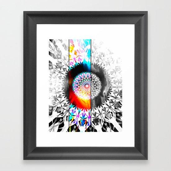 SOLANACEAE Framed Art Print