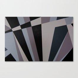 Razzle Dazzle Camouflage Graphic Art Canvas Print