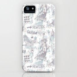 America art#4 iPhone Case