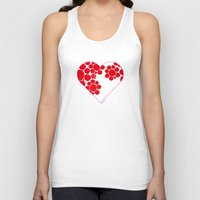dot Tank Tops featuring Dot by ♥ Charlie