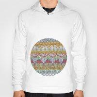 knitting Hoodies featuring KNITTING #3 by NADEZDA FAVA