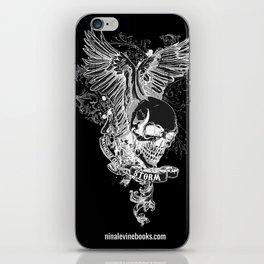 Storm MC Series iPhone Skin