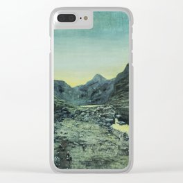 Onwards Clear iPhone Case