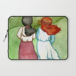 Anne and Diana Laptop Sleeve