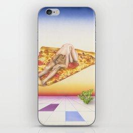 Pizza 69 iPhone Skin