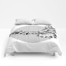 Hawk Geomentric Comforters